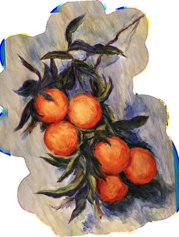 Orange Painting 1920 150 (1)