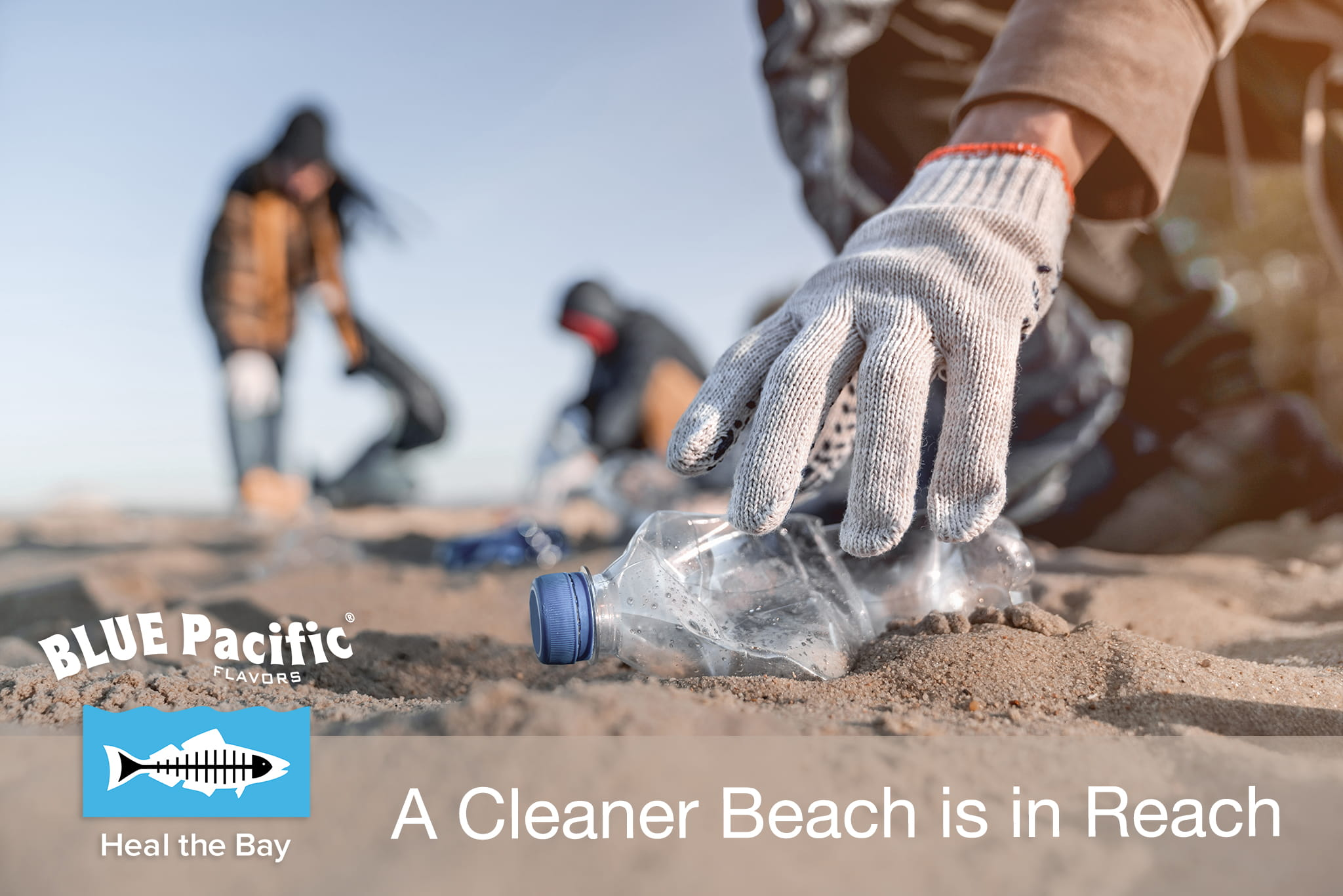 Cleaner Beach