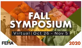 Fema Fall 2020 Symposium