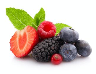 Organic Berry Min