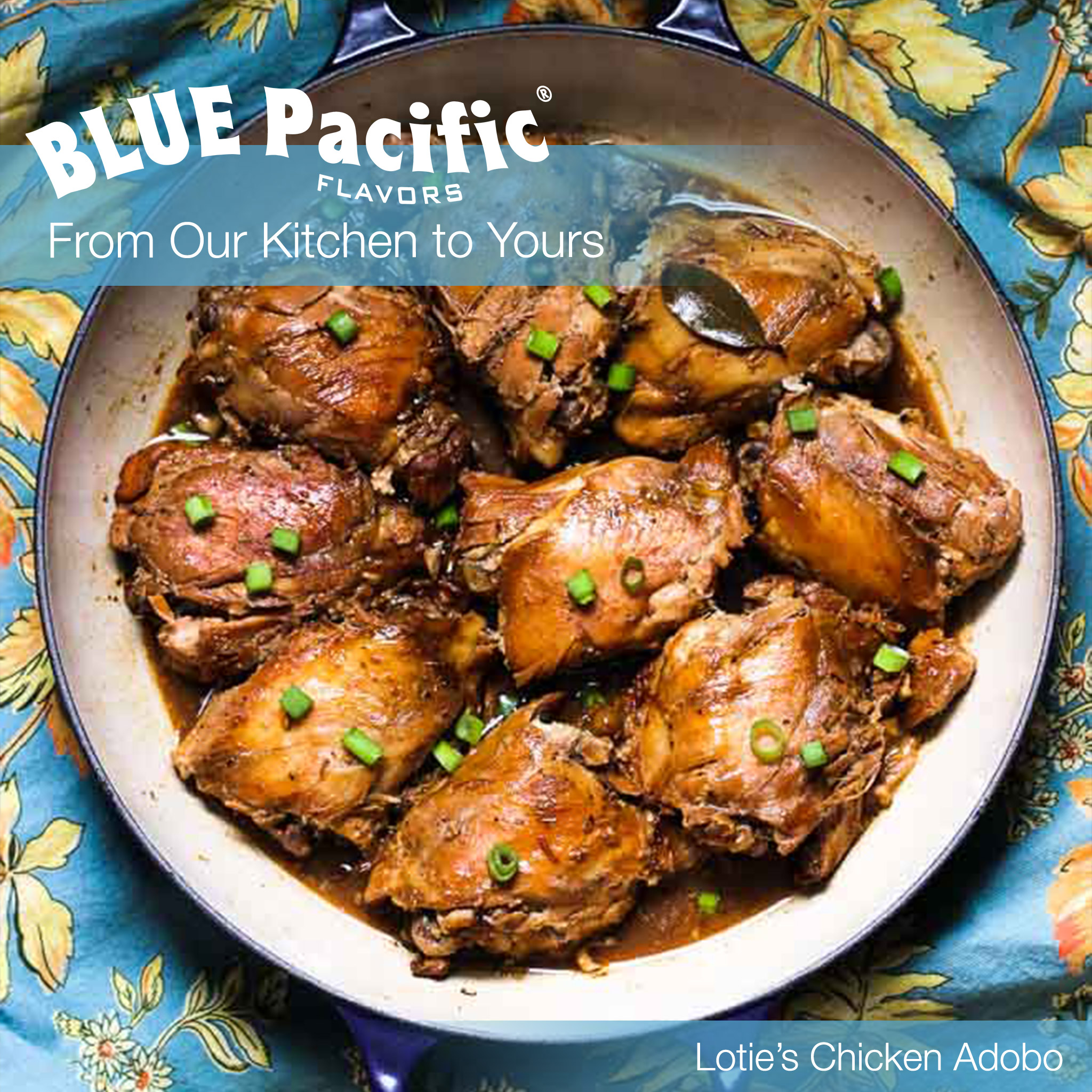 Chicken Adobo Kitchen Of Bpf