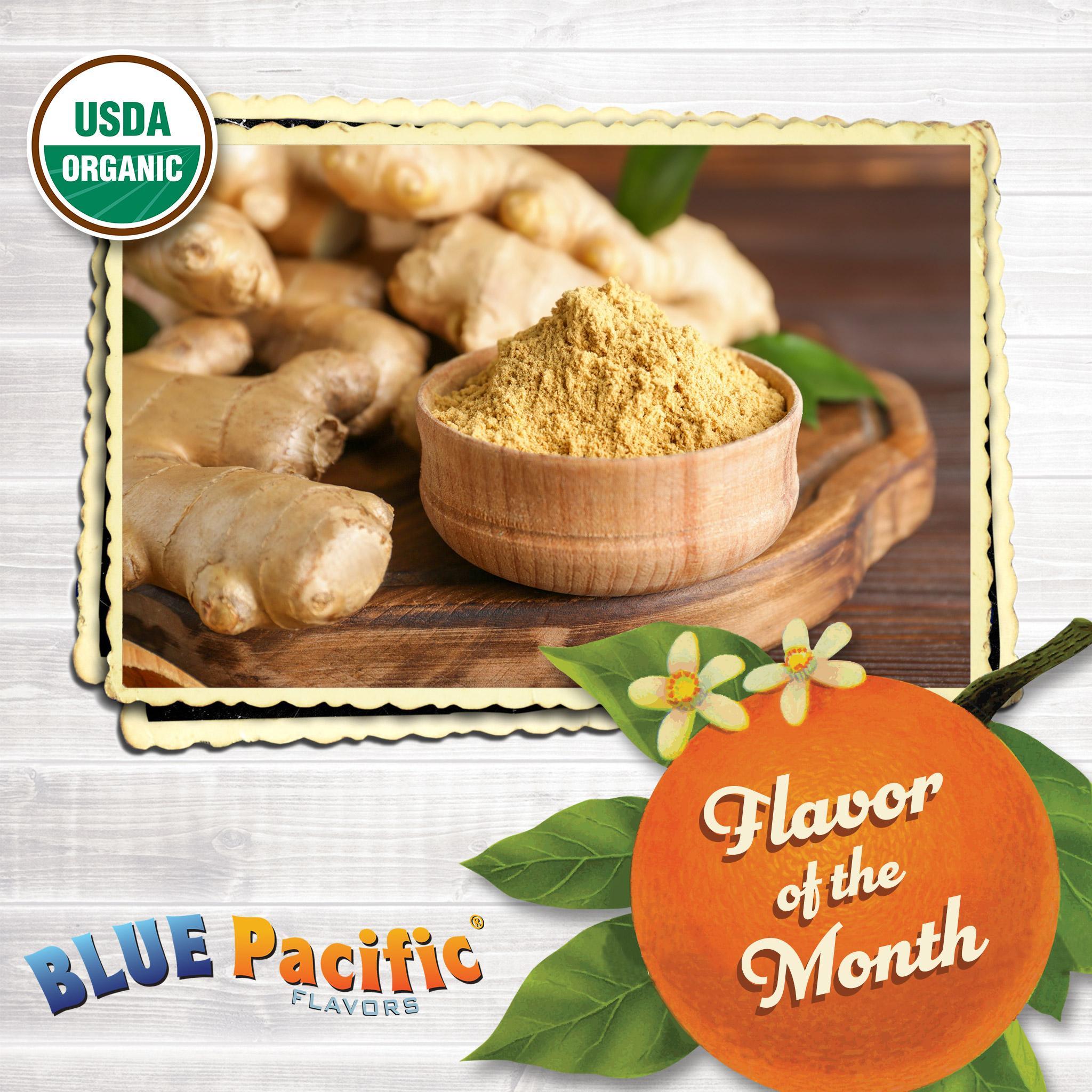 November Flavor of the Month: Ginger