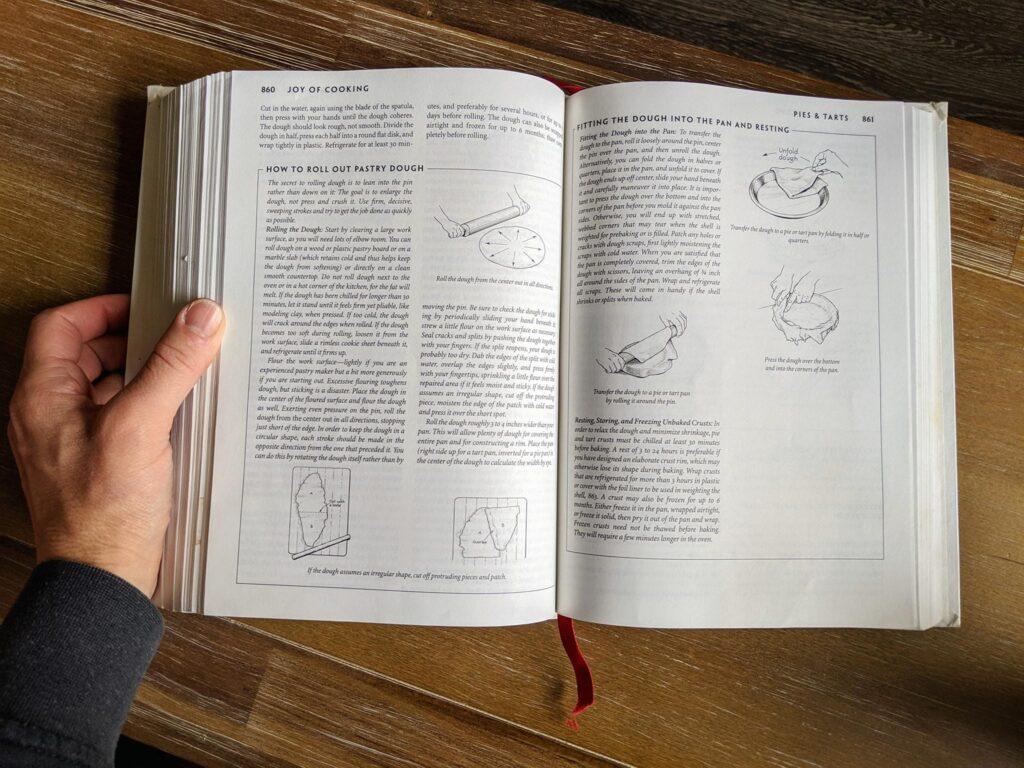 Peach Pie Recipe Book