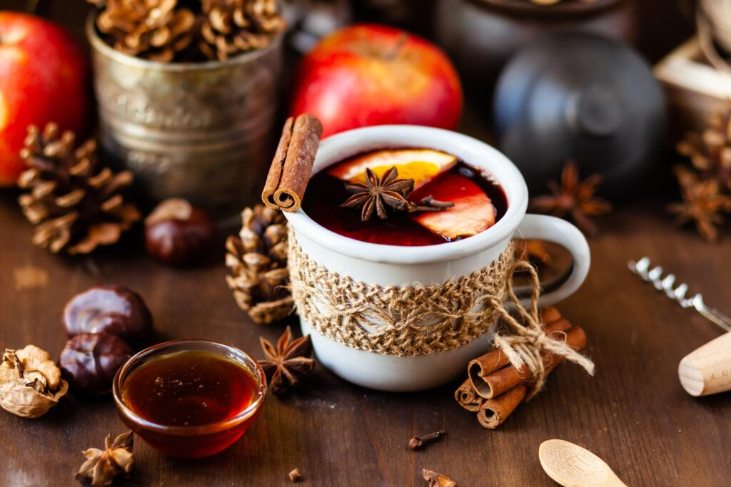 Red Spiced Wine