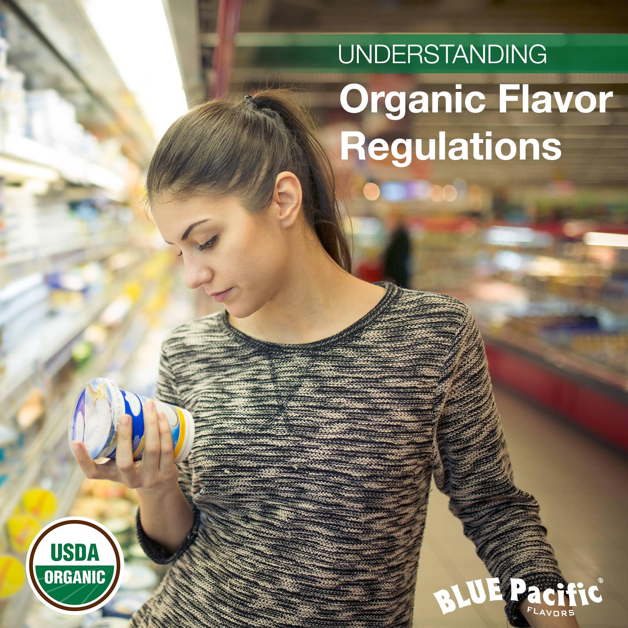 Understanding Organic Label