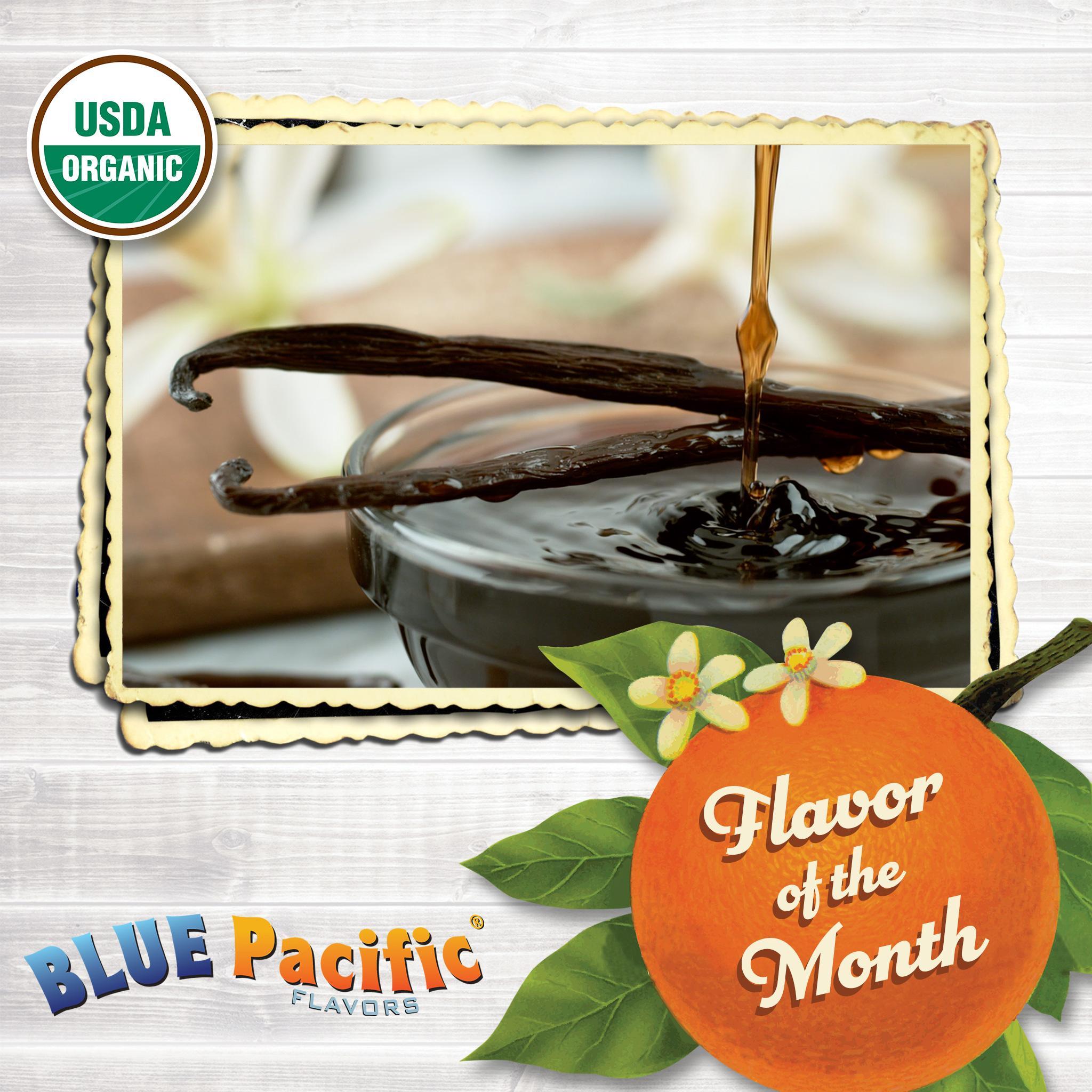 Vanilla Bean, Vanilla Flavor Profile, Vanilla Flavor Of The Month