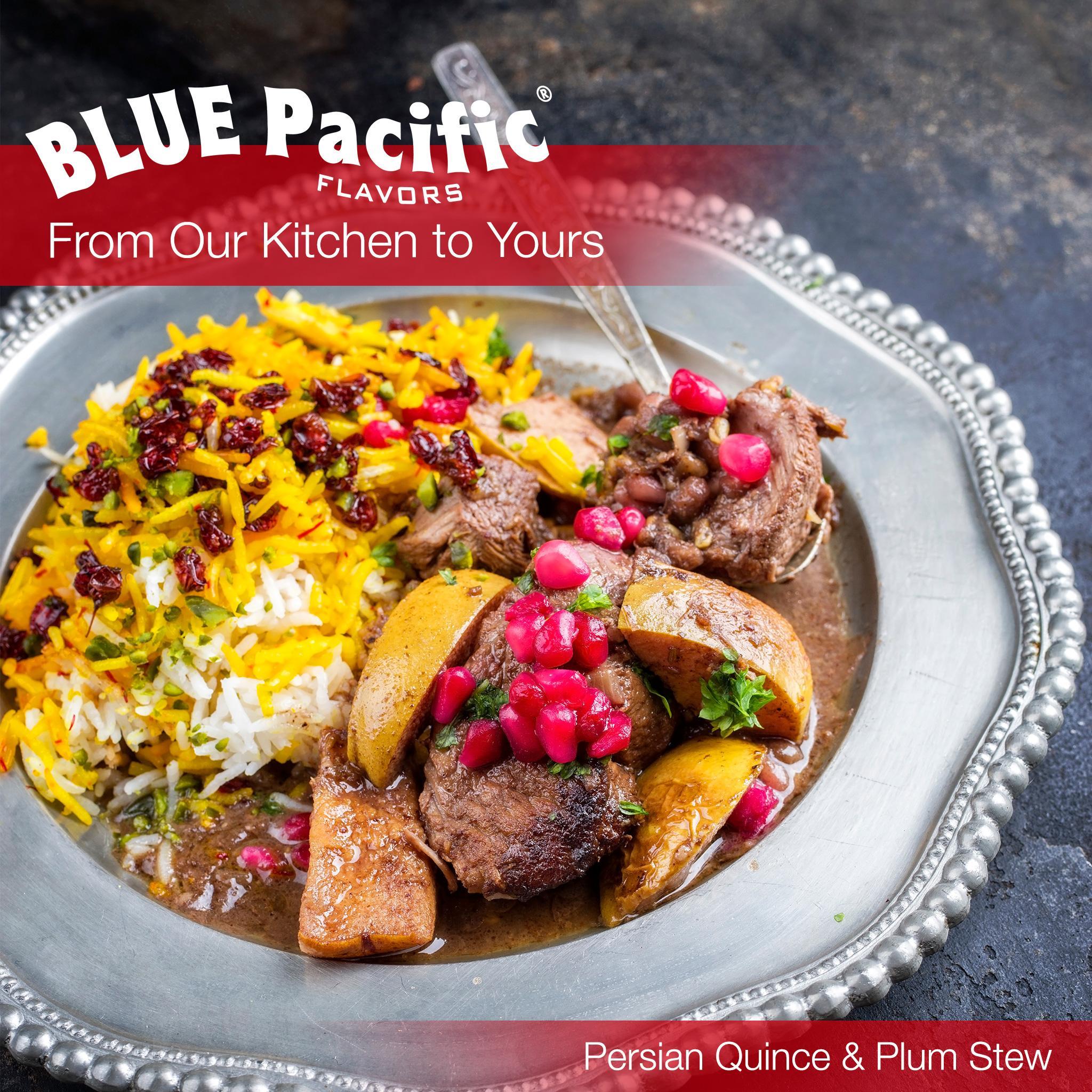 Persian Quince Plumb Stew