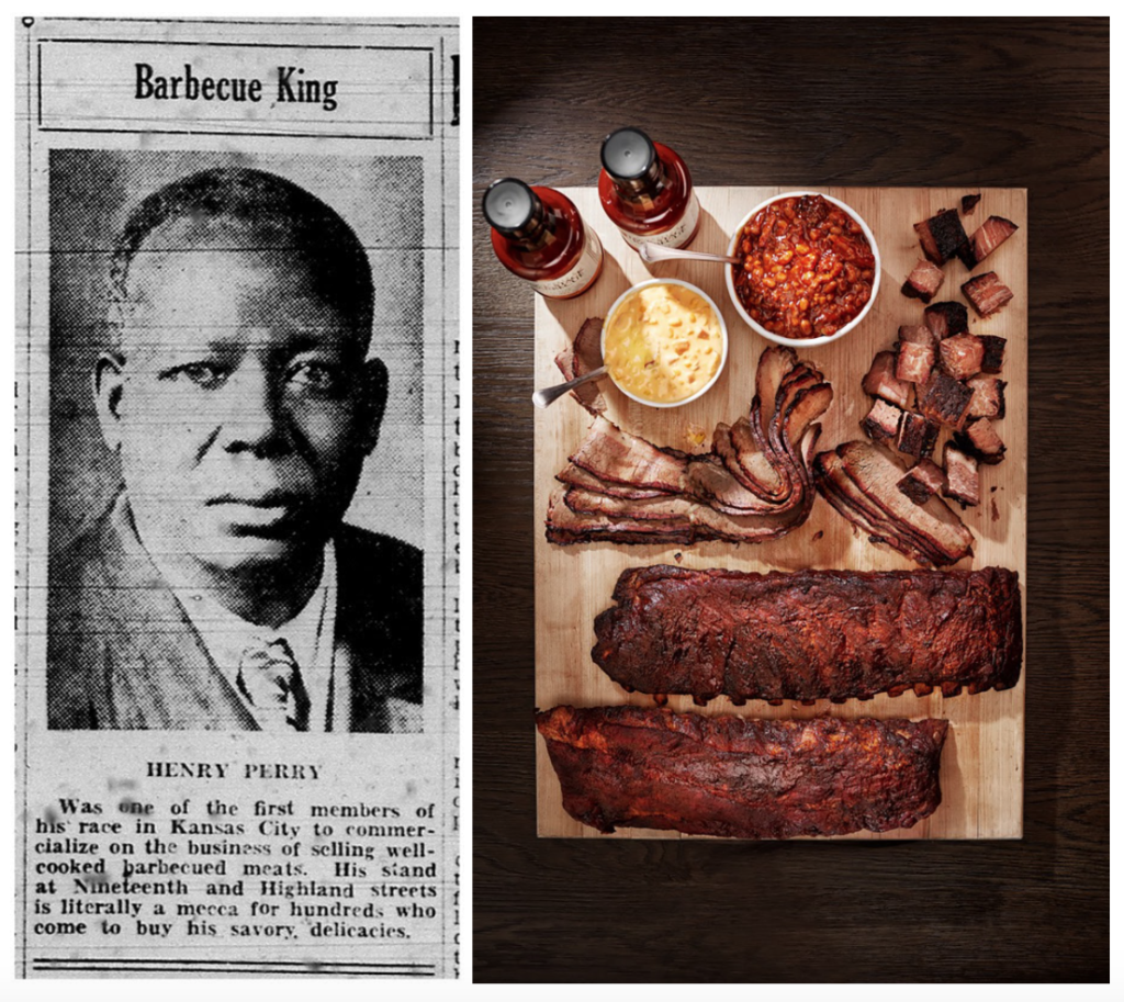 Henry Perry Barbeque King