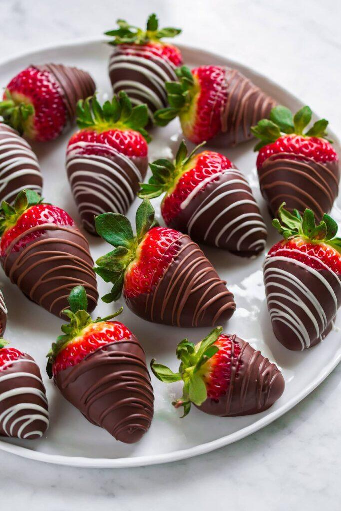 Recipe Chocolate Strawberry