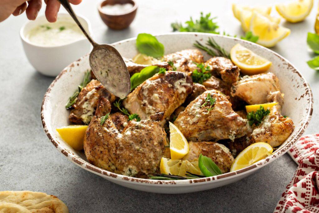 Lemon Chicken Martha Stewart
