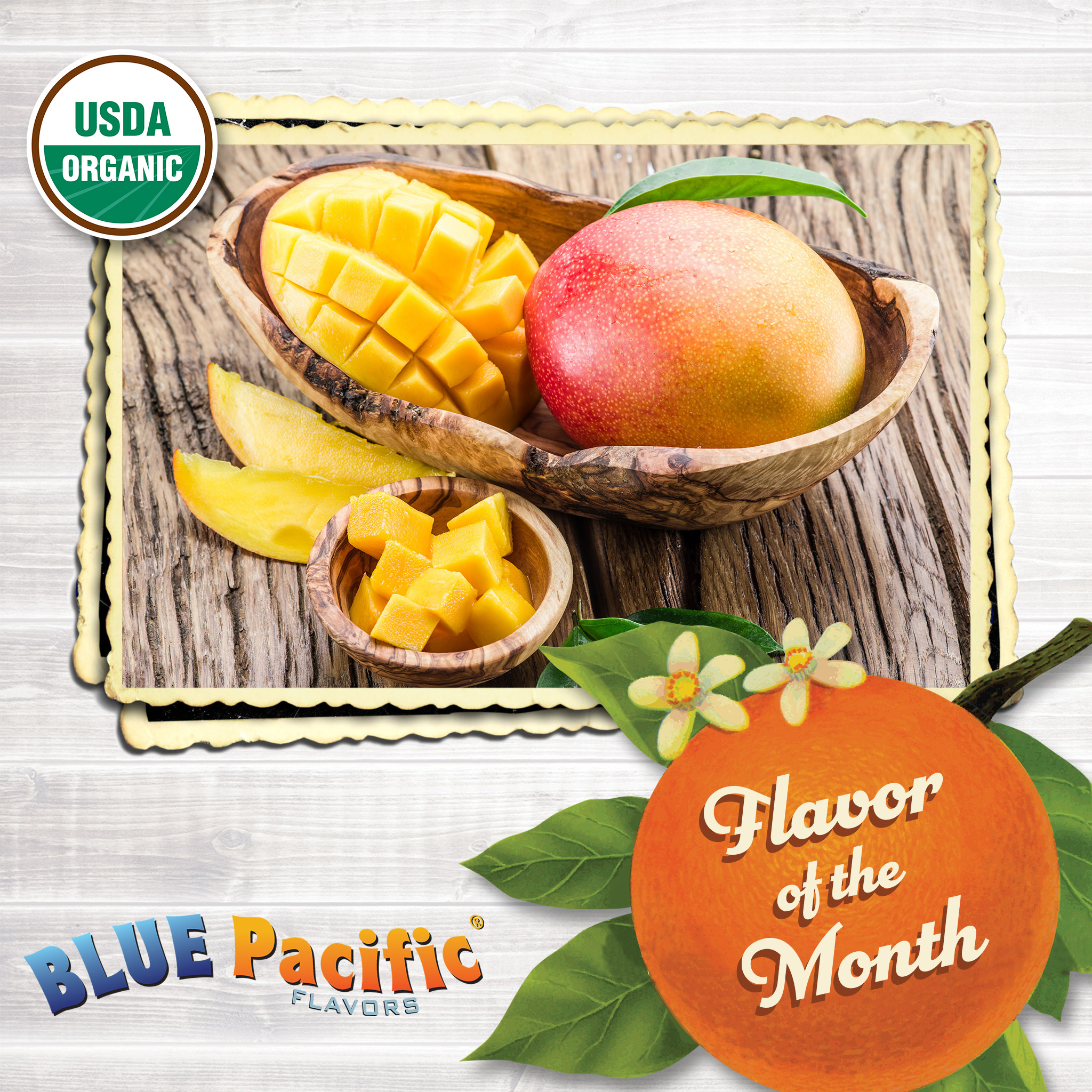 Mango Flavor Of The Month